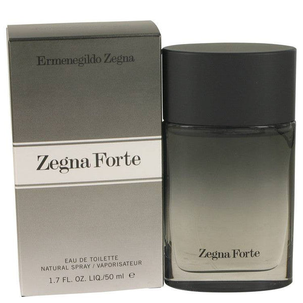 Zegna Forte by Ermenegildo Zegna Eau De Toilette Spray 1.7 oz for Men - rangoutlet.com