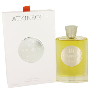 Sicily Neroli by Atkinsons Eau De Parfum Spray (Unisex) 3.3 oz for Women