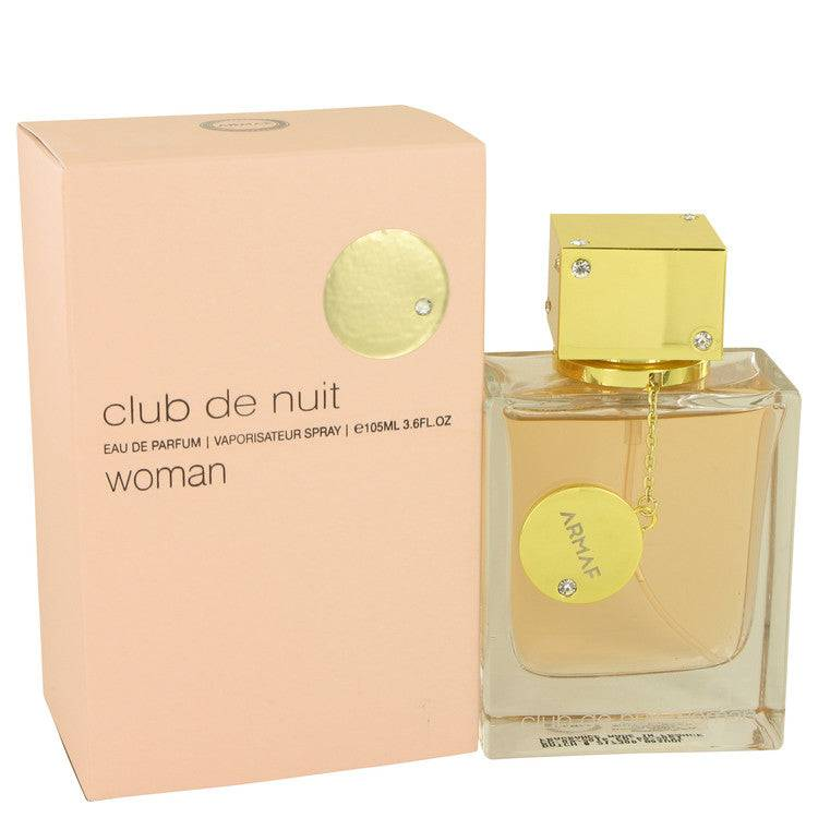 Club De Nuit by Armaf Eau De Parfum Spray 3.6 oz for Women - rangoutlet.com