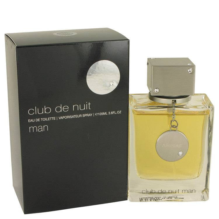 Club De Nuit by Armaf Eau De Toilette Spray 3.6 oz for Men - rangoutlet.com