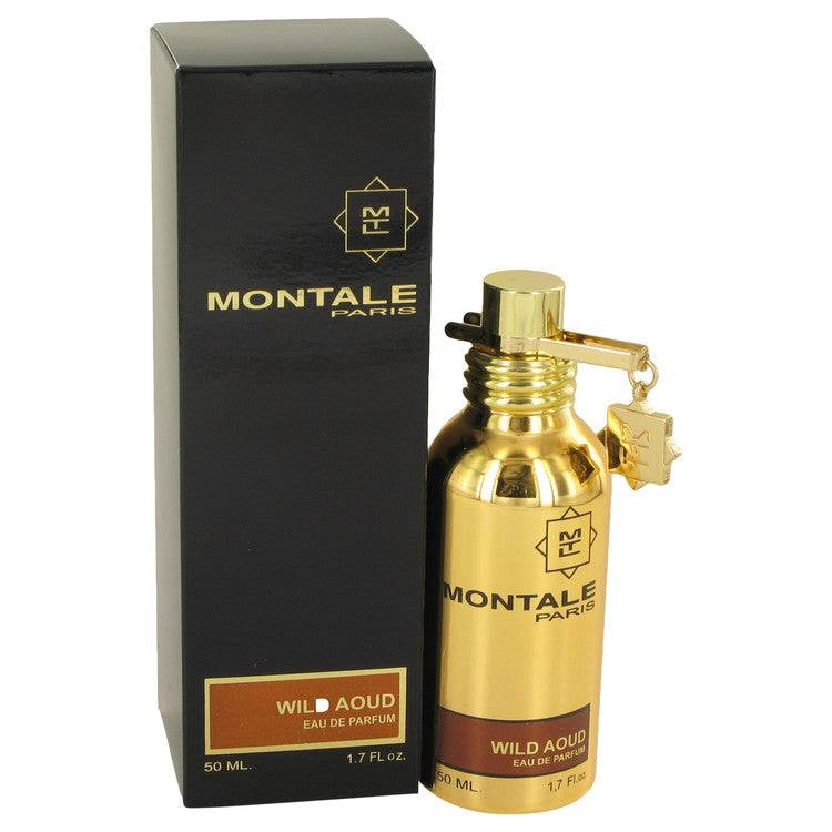 Montale Wild Aoud by Montale Eau De Parfum Spray (Unisex) 1.7 oz for Women - rangoutlet.com