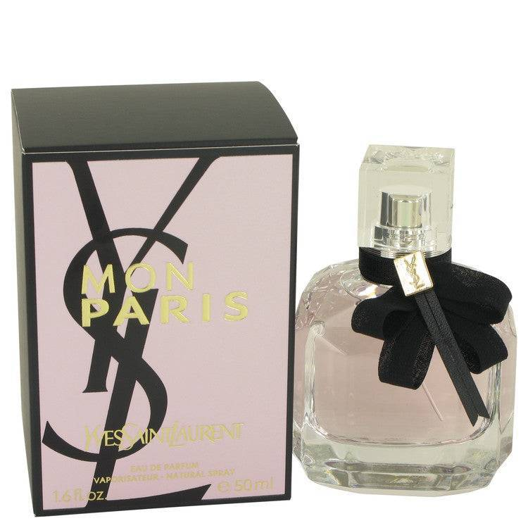 Mon Paris by Yves Saint Laurent Eau De Parfum Spray 1.6 oz for Women