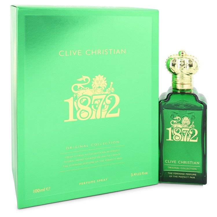 Clive Christian 1872 by Clive Christian Perfume Spray 3.4 oz for Women - rangoutlet.com