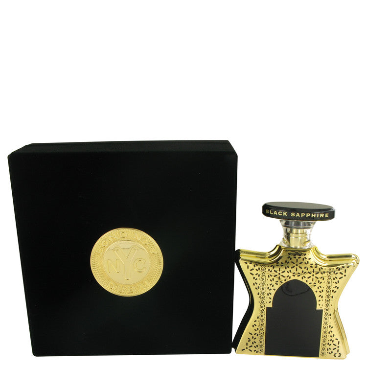 Bond No. 9 Dubai Black Saphire by Bond No. 9 Eau De Parfum Spray 3.3 oz for Women - rangoutlet.com