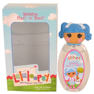 Lalaloopsy by Marmol & Son Eau De Toilette Spray (Fluff n Stuff) 1.7 oz for Women - rangoutlet.com