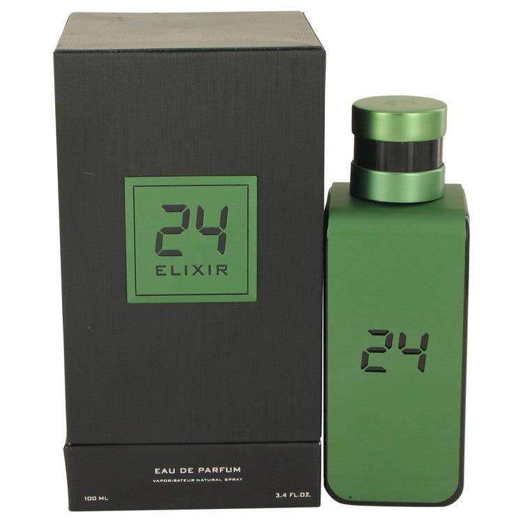 24 Elixir Neroli by ScentStory Eau De Parfum Spray (Unisex) 3.4 oz for Men - rangoutlet.com