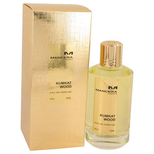 Mancera Kumkat Wood by Mancera Eau De Parfum Spray (Unisex) 4 oz for Women - rangoutlet.com