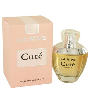 La Rive Cute by La Rive Eau De Parfum Spray 3.3 oz for Women - rangoutlet.com