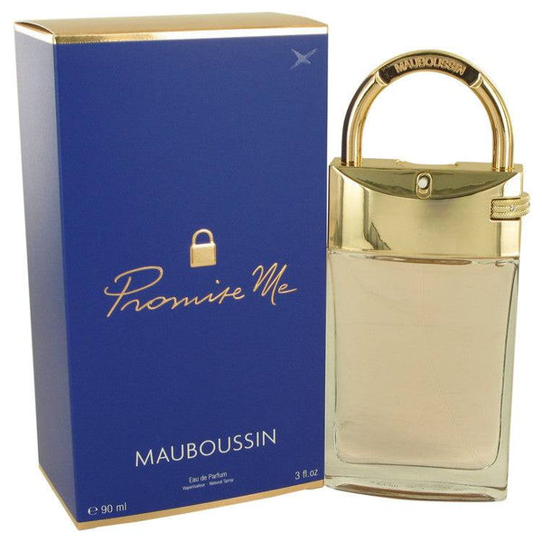Mauboussin Promise Me by Mauboussin Eau De Parfum Spray 3 oz for Women - rangoutlet.com