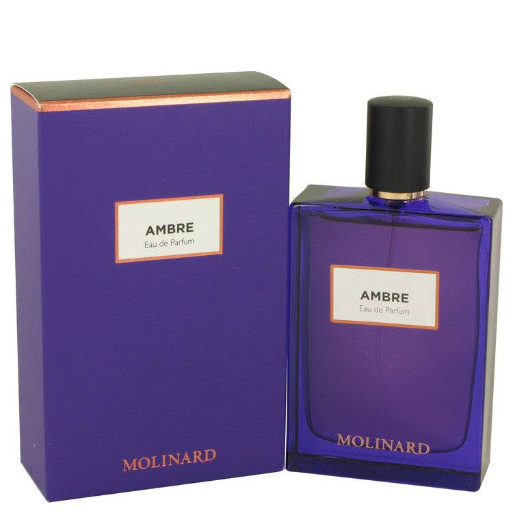 Molinard Ambre by Molinard Eau De Parfum Spray 2.5 oz for Women - rangoutlet.com