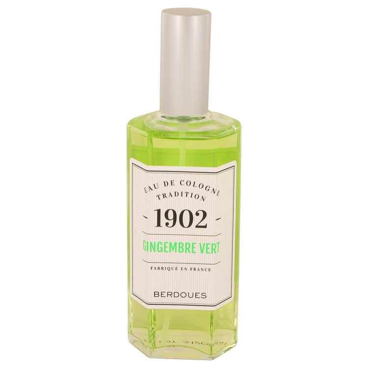 1902 Gingembre Vert by Berdoues Eau De Cologne Spray (unboxed) 4.2 oz for Women - rangoutlet.com
