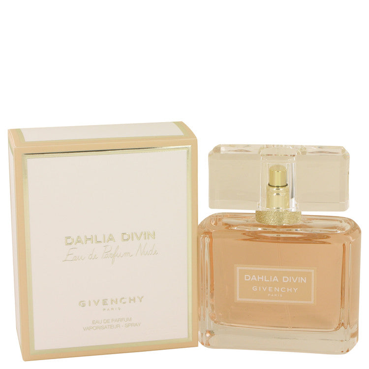 Dahlia Divin Nude by Givenchy Eau De Parfum Spray 2.5 oz for Women - rangoutlet.com