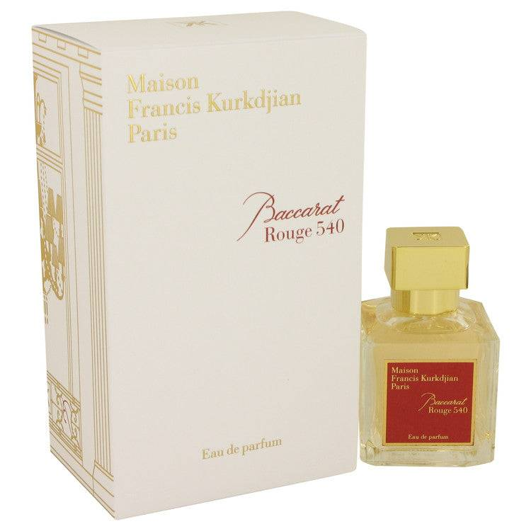 Baccarat Rouge 540 by Maison Francis Kurkdjian Eau De Parfum Spray 2.4 oz for Women - rangoutlet.com