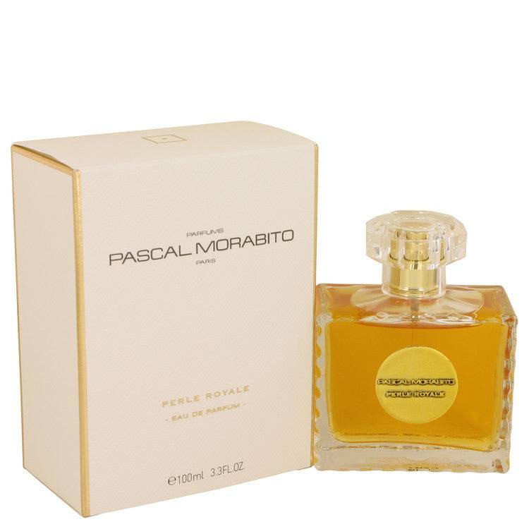 Perle Royale by Pascal Morabito Eau De Parfum Spray 3.4 oz for Women - rangoutlet.com