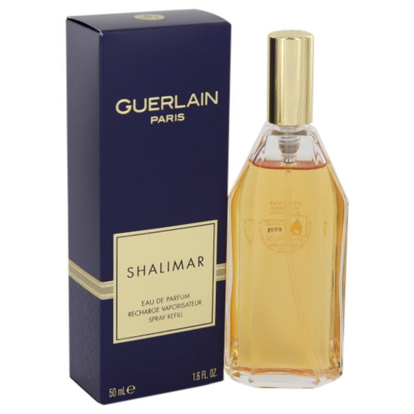 SHALIMAR by Guerlain Eau De Parfum Spray Refill 1.6 oz for Women - rangoutlet.com