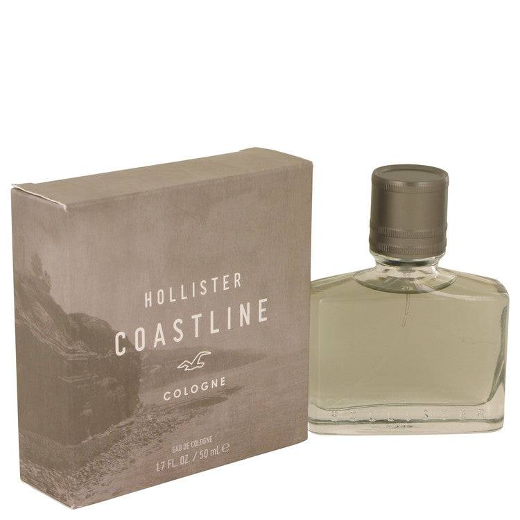 Hollister Coastline by Hollister Eau De Cologne Spray 1.7 oz for Men - rangoutlet.com