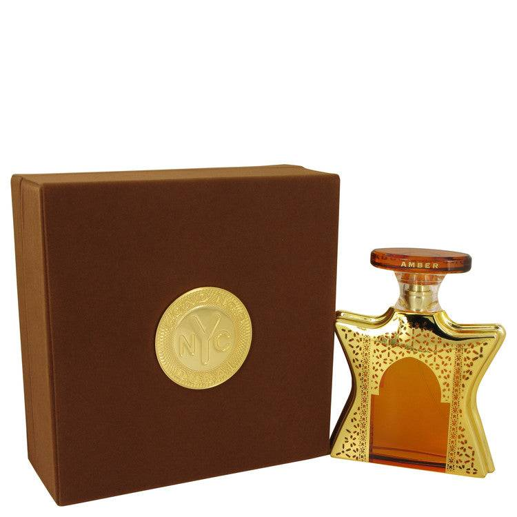Bond No. 9 Dubai Amber by Bond No. 9 Eau De Parfum Spray 3.3 oz for Men - rangoutlet.com