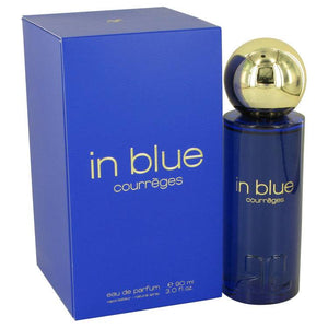 COURREGES IN BLUE by Courreges Eau De Parfum Spray 3 oz for Women - rangoutlet.com