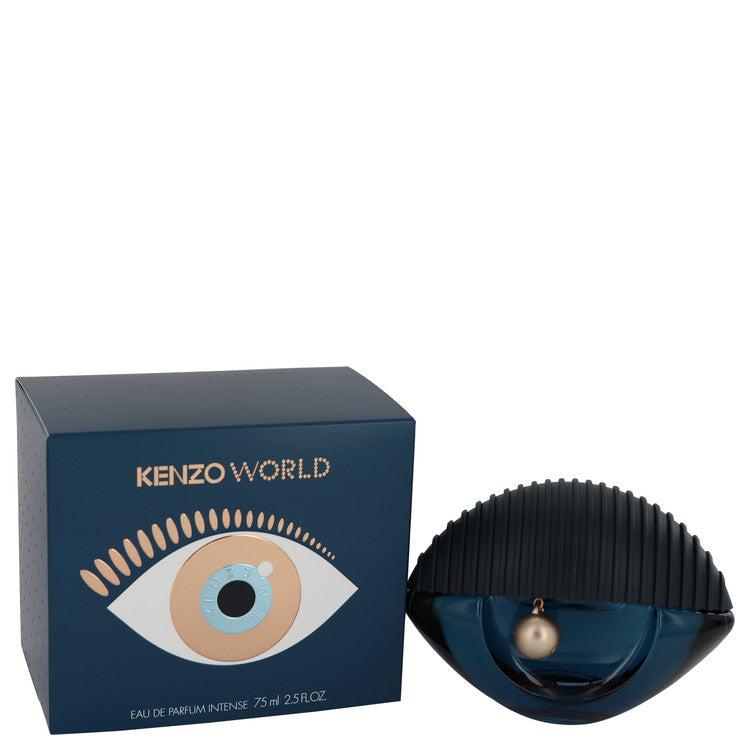 Kenzo World by Kenzo Eau De Parfum Intense Spray 2.5 oz for Women - rangoutlet.com
