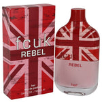 FCUK Rebel by French Connection Eau De Parfum Spray 3.4 oz for Women - rangoutlet.com