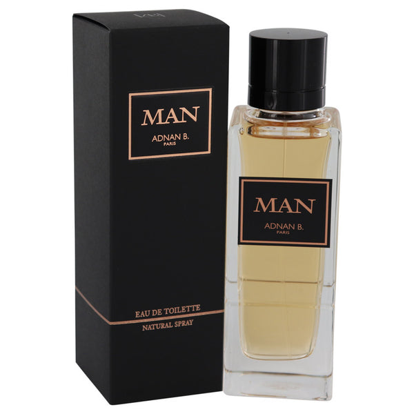 Adnan Man by Adnan B. Eau De Toilette Spray 3.4 oz for Men