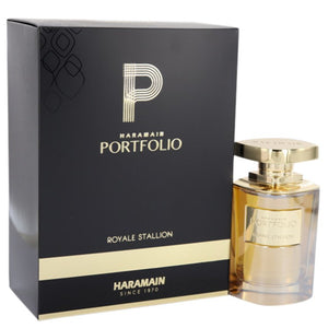 Portfolio Royale Stallion by Al Haramain Eau De Parfum Spray 2.5 oz for Men - rangoutlet.com