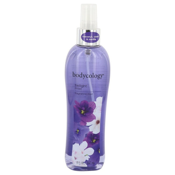 Bodycology Twilight Mist by Bodycology Fragrance Mist 8 oz for Women