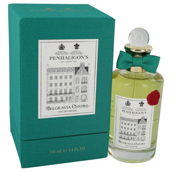 Belgravia Chypre by Penhaligon's Eau De Parfum Spray (Unisex) 3.4 oz for Women - rangoutlet.com