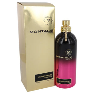 Montale Starry Nights by Montale Eau De Parfum Spray 3.4 oz for Women