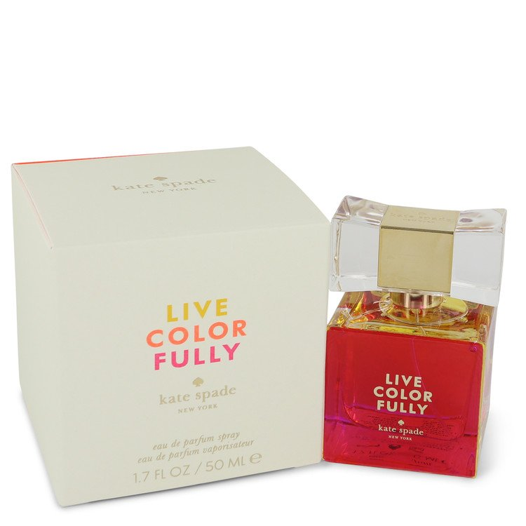 Live Colorfully by Kate Spade Eau De Parfum Spray 1.7 oz for Women - rangoutlet.com