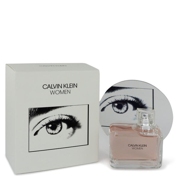 Calvin Klein Woman by Calvin Klein Eau De Parfum Spray 3.4 oz for Women