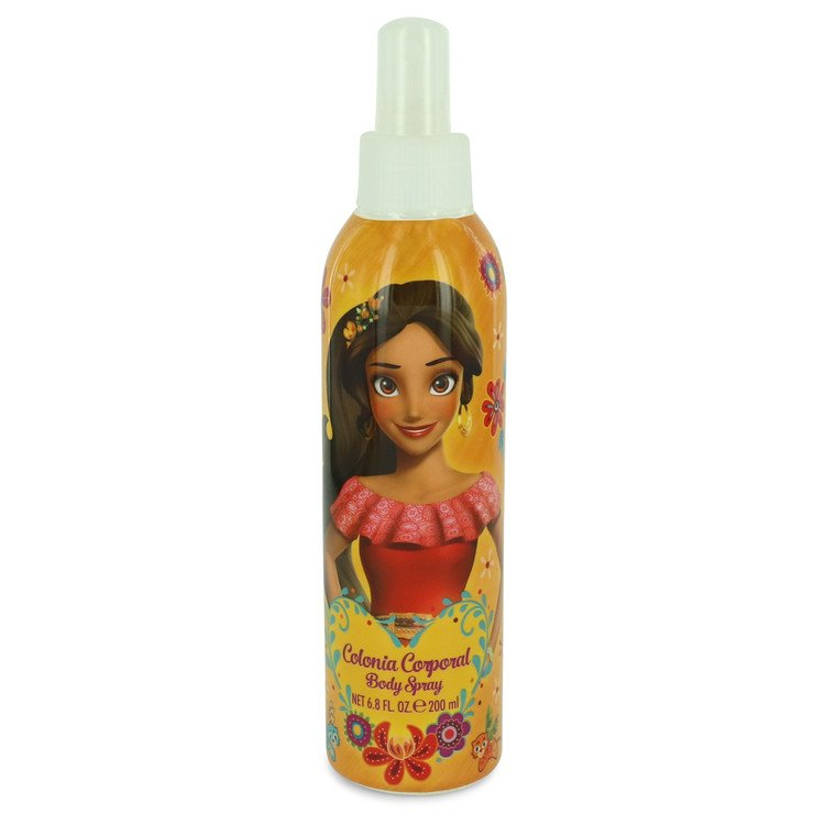 Elena of Avalor by Disney Body Spray 6.8 oz for Women - rangoutlet.com
