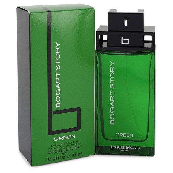 Bogart Story Green by Bogart Eau De Toilette Spray 3.3 oz for Men - rangoutlet.com