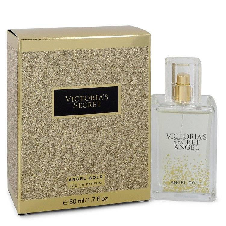 Victoria's Secret Angel Gold by Victoria's Secret Eau De Parfum Spray 1.7 oz for Women - rangoutlet.com