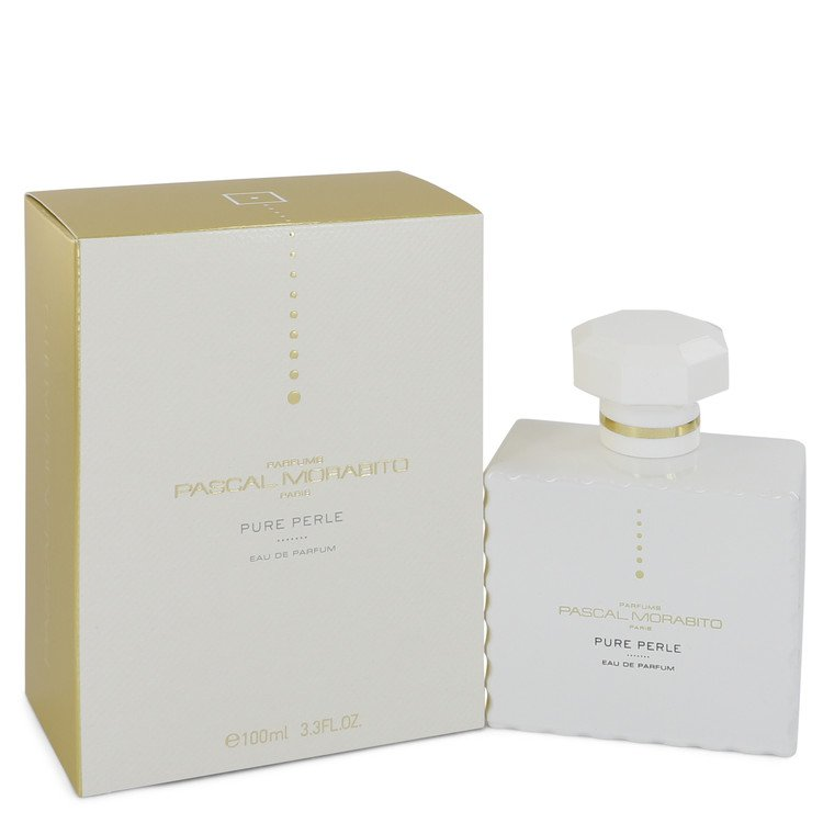 Pure Perle by PASCAL MORABITO Eau DE Parfum Spray 3.4 oz for Women - rangoutlet.com