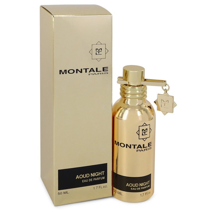 Montale Aoud Night by Montale Eau De Parfum Spray (Unisex) 1.7 oz for Women