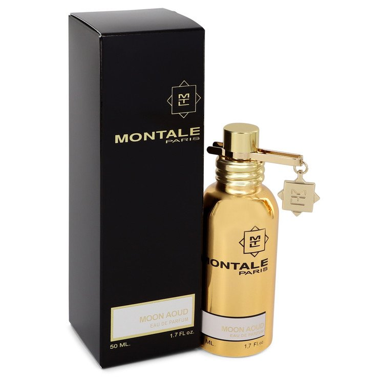 Montale Moon Aoud by Montale Eau De Parfum Spray 1.7 oz for Women - rangoutlet.com