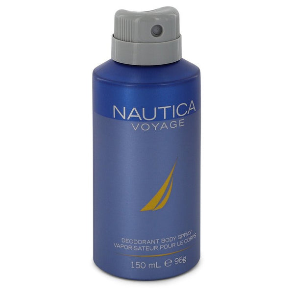 Nautica Voyage by Nautica Deodorant Spray 5 oz for Men - rangoutlet.com