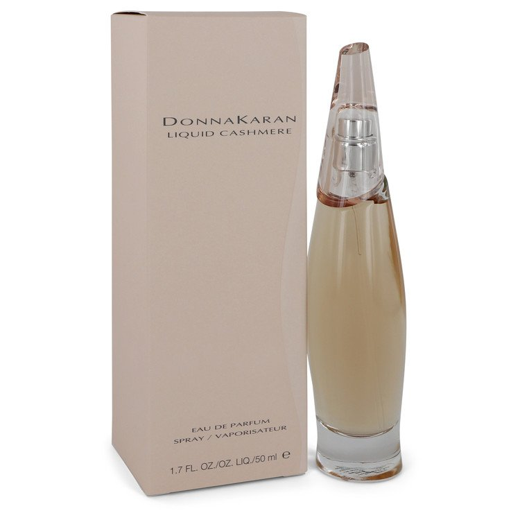 Liquid Cashmere by Donna Karan Eau De Parfum Spray 1.7 oz for Women - rangoutlet.com