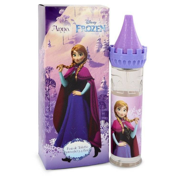 Disney Frozen Anna by Disney Eau De Toilette Spray (Castle Packaging) 3.4 oz for Women - rangoutlet.com
