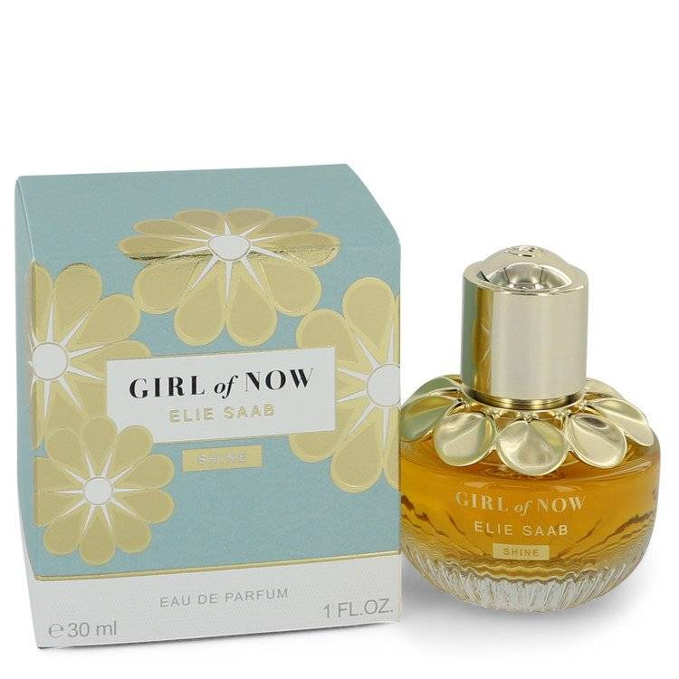Girl of Now Shine by Elie Saab Eau De Parfum Spray 1 oz for Women - rangoutlet.com