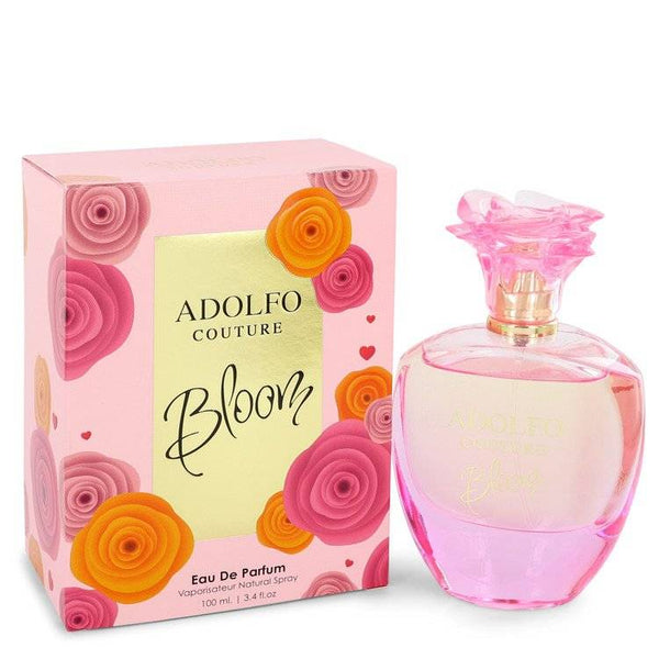 Adolfo Couture Bloom by Adolfo Eau De Parfum Spray 3.4 oz for Women