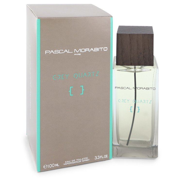 Grey Quartz by Pascal Morabito Eau De Toilette Spray 3.4 oz for Men - rangoutlet.com