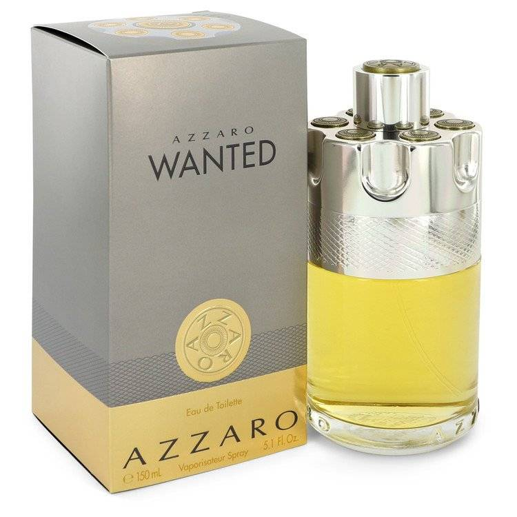 Azzaro Wanted by Azzaro Eau De Toilette Spray 5.1 oz for Men - rangoutlet.com