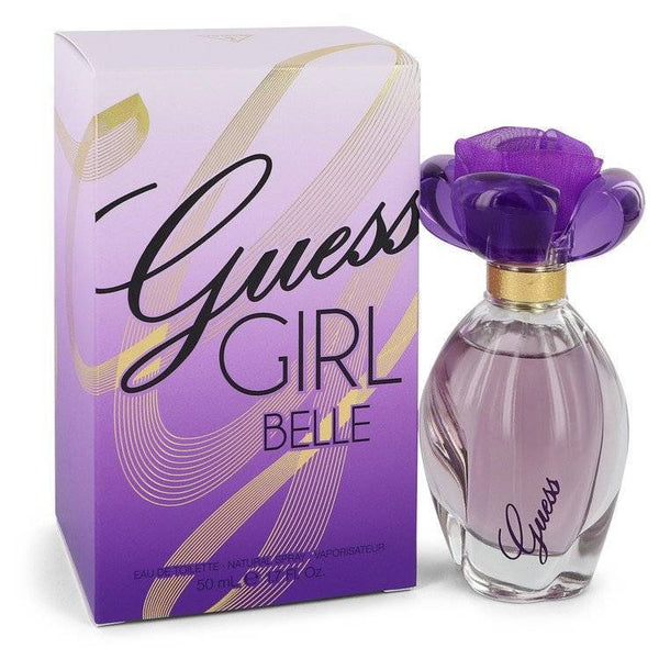 Guess Girl Belle by Guess Eau De Toilette Spray 1.7 oz for Women - rangoutlet.com