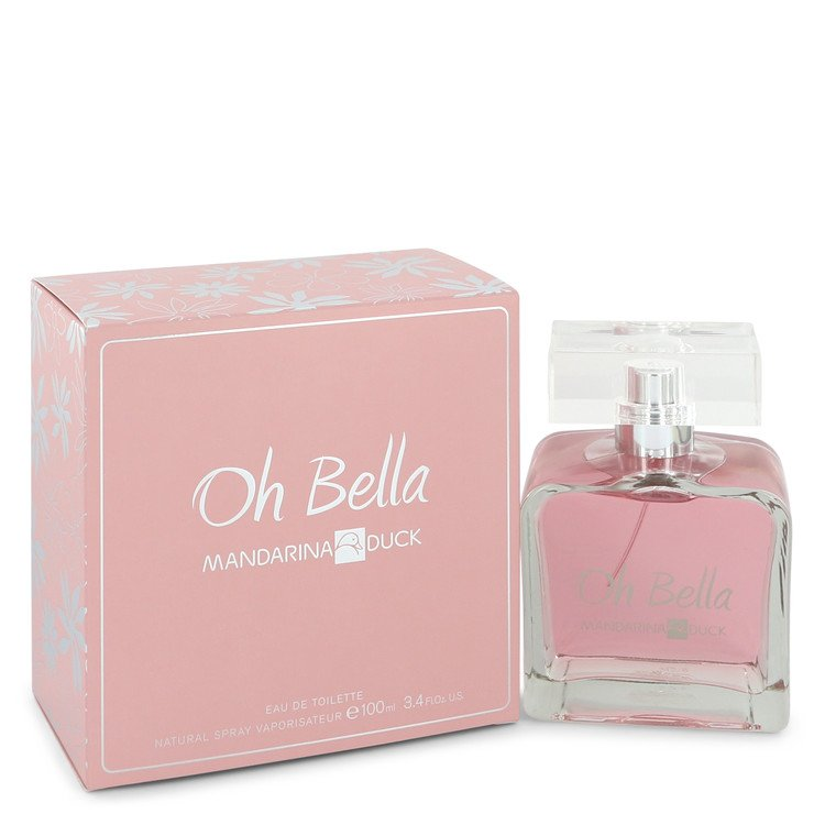 Mandarina Duck Oh Bella by Mandarina Duck Eau De Toilette Spray 3.4 oz for Women - rangoutlet.com
