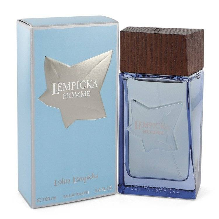 Lolita Lempicka Homme by Lolita Lempicka Eau De Toilette Spray 3.4 oz for Men - rangoutlet.com