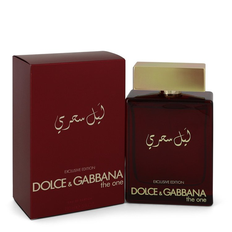 The One Mysterious Night by Dolce & Gabbana Eau De Parfum Spray 5 oz for Men - rangoutlet.com