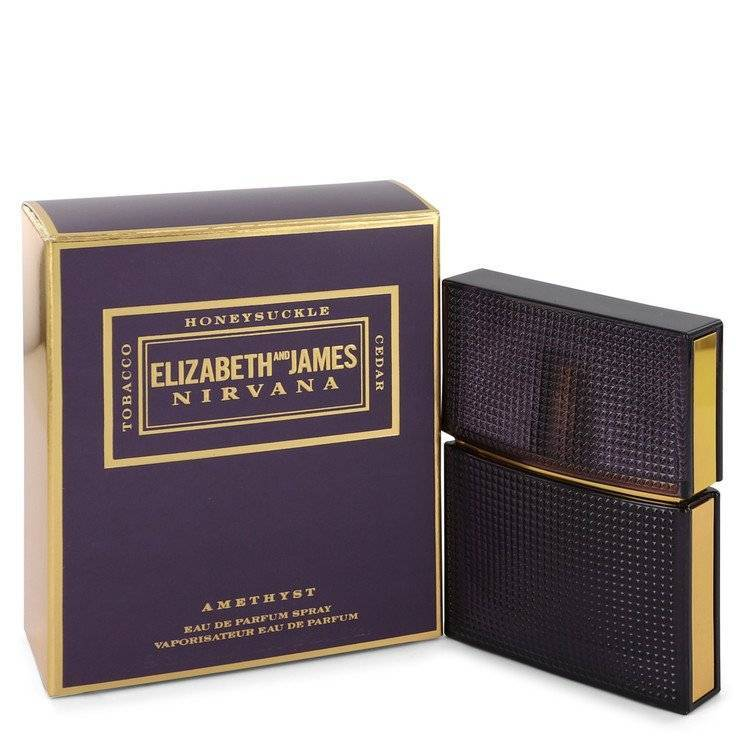 Nirvana Amethyst by Elizabeth and James Eau De Parfum Spray (Unisex) 1 oz for Women - rangoutlet.com
