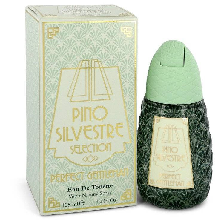 Pino Silvestre Selection Perfect Gentleman by Pino Silvestre Eau De Toilette Spray 4.2 oz for Men - rangoutlet.com